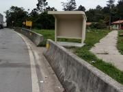 DNIT instala abrigos para usuários de transporte coletivo no Morro dos Cavalos