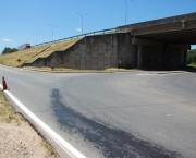 DNIT revitaliza sinalização em viaduto da Esplanada, na BR-101