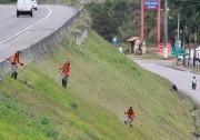 DNIT tem frentes de conservação na travessia urbana da BR-101