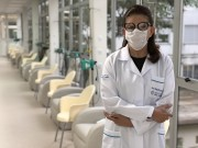 Dra. Tânia Lorenzoni se despede dos atendimentos ambulatoriais da Unacon