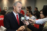 Dresch respalda pedido de impeachment contra Colombo