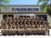 PM realiza formatura de 29 novos soldados em Araranguá