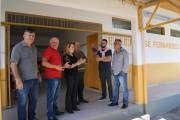 Comissão de Serviços Públicos visita bairros do Município