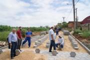 Comissão de Serviços Públicos esteve no bairro Vila Nova