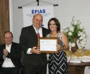 Câmara Municipal de Içara presta homenagem a ÉFIAS