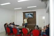 Obras complementares são debatidas em reunião