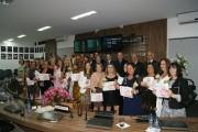 Mulheres serão homenageadas pelo Poder Legislativo