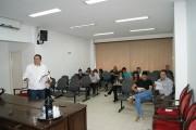 Servidores de Içara realizam curso de aperfeiçoamento