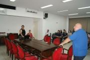 Programação da Agromel é apresentada para os vereadores
