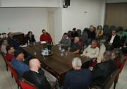 Vereadores debatem sobre o Plano Diretor Participativo