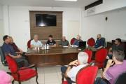 Reunião busca melhorar serviços dos Correios em Içara