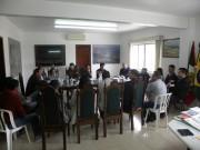 Soluções para impacto do transporte de areia em Maracajá