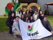 Estudantes da Unesc participam do projeto Rondon