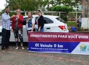 Siderópolis adquiri veículo zero km para Secretaria de Assistência Social