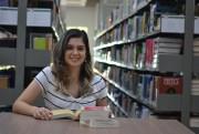 Aos 29 anos, Ana escolhe a Unesc por novas oportunidades