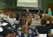 Professores da Gered de participam de formação continuada do PNAIC