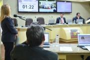 Informações sobre a Sessão do dia 10/7 na Câmara de Criciúma