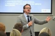 OAB de Criciúma promove curso sobre o novo CPC