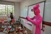Colégio Unesc realiza recepção especial aos estudantes