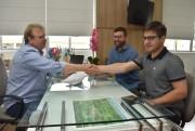 Governo de Siderópolis ganha reforço no setor de projetos