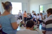 Música trabalha a inclusão social e fortalecimento de vínculos