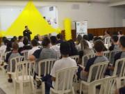 Siderópolis reúne jovens para falar sobre prevenção ao suicídio