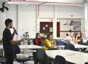 Curso de Arquitetura e Urbanismo recebe Guilherme Takeda