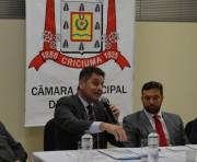 Audiência pública debate situação dos prédios públicos de Criciúma