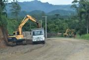 Obras no acesso à Barragem do Rio São Bento pedem atenção