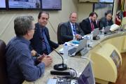 Nova sede da Câmara Municipal: Presidente pede agilidade