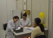 Unesc oferece serviços gratuitos de Medicina e Nutrição à comunidade