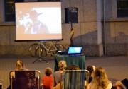 Arquitetura e Urbanismo da Unesc realiza 2ª edição do Cinema de Rua