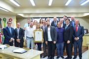 ONG Brasil pela Síria recebe Moção de Aplauso na Câmara