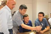 Balneário Rincão atrai grupo de investidores chineses