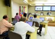 Informações sobre a Sessão do dia 9/12 na Câmara de Criciúma