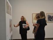 Exposição na Unesc evidencia a mulher como protagonista na arte