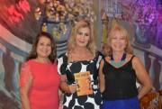 Reitora da Unesc é homenageada com prêmio Mulher Nota 10