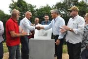 Inaugurado rodovia de acesso à Barra Velha