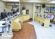 Informações sobre a Sessão do dia 3/4 na Câmara de Criciúma