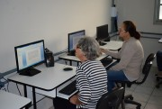 CRAS de Jacinto Machado oferece cursos de informática