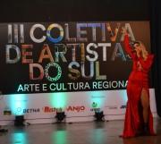 Coletiva de Artistas do Sul traz produções que convidam à reflexão