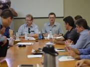 Secretário de Saúde debate demandas da saúde junto aos prefeitos da AMREC