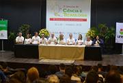 Debate marca abertura oficial da Semana de Ciência e Tecnologia na Unesc
