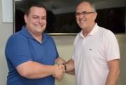 Representante de MF é eleito presidente do Colegiado de Esporte