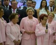 Associação Rede Feminina de Combate ao Câncer recebe Moção de Aplauso