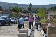 Vila São Jorge recebe passeios públicos para a pavimentação