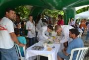 Unesc participa de ações comunitárias em Içara e Sombrio