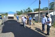 Operação tapa-buracos segue nas ruas de Siderópolis