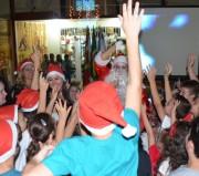 Praça da Matriz de Siderópolis recebe o Natal Solidário PraApae Noel