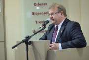 Prefeito de Siderópolis assume a presidência da AMREC